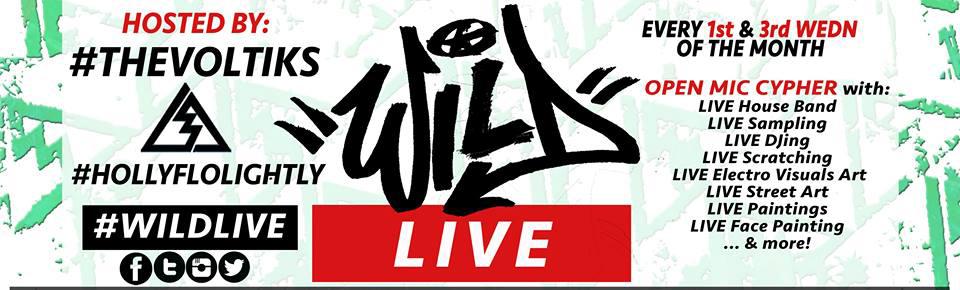 #WildLive
