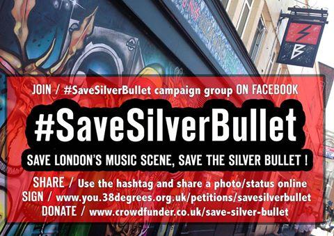 #savesilverbullet